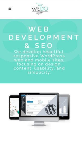 Mobile Friendly Web Development and SEO